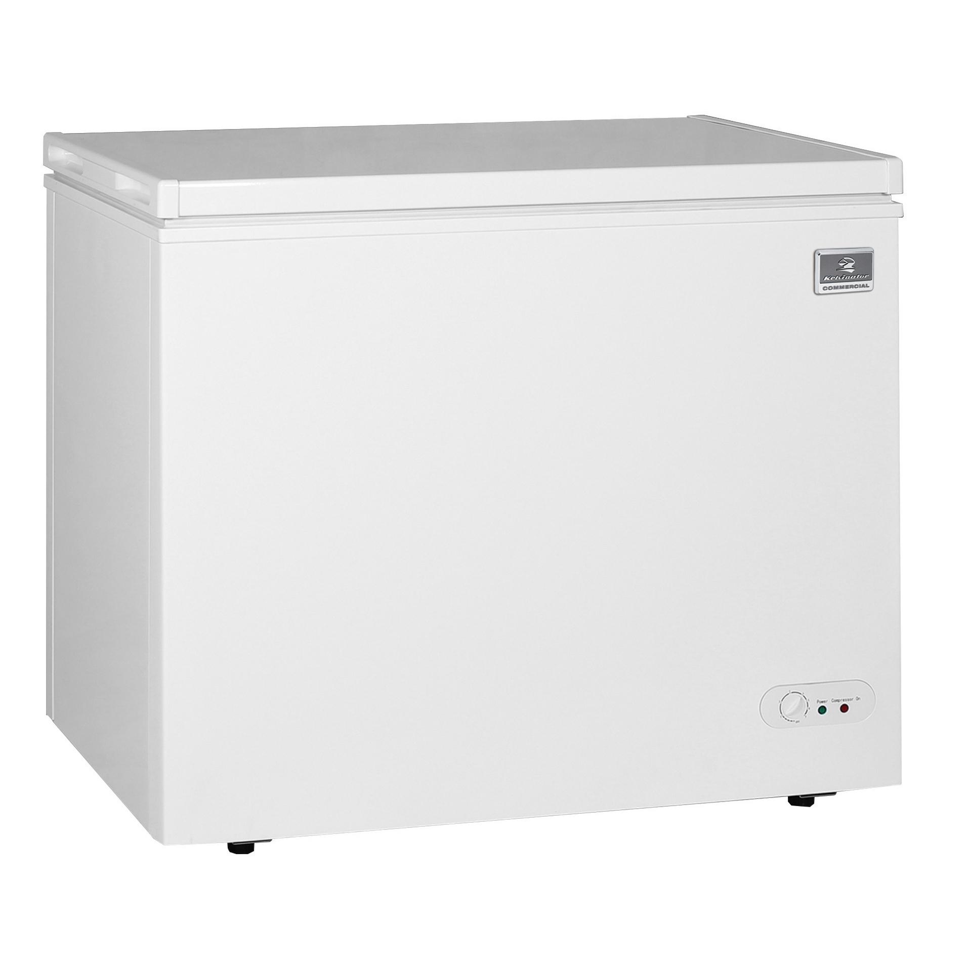 Kelvinator Commercial KCCF073WS chest freezer