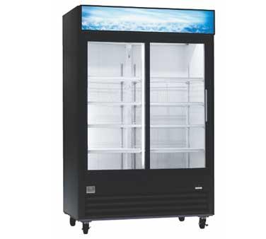 Kelvinator Commercial KCGM47RB-HC refrigerator, merchandiser
