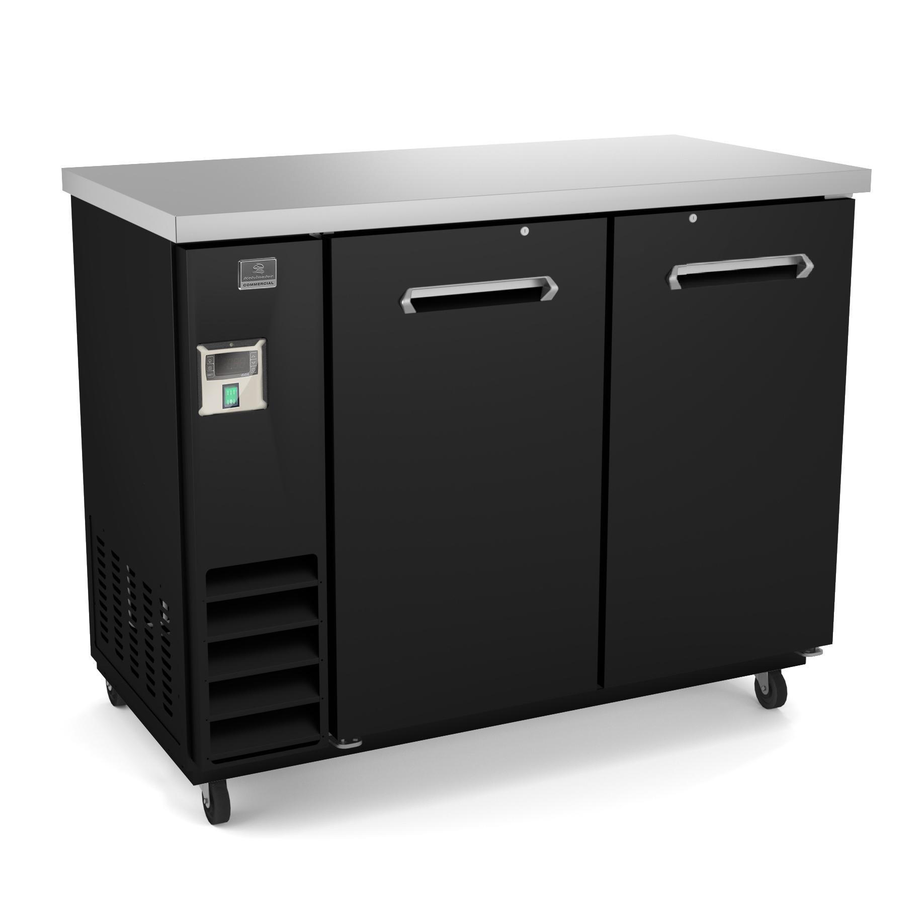 Kelvinator Commercial KCHBB48S back bar cabinet, refrigerated