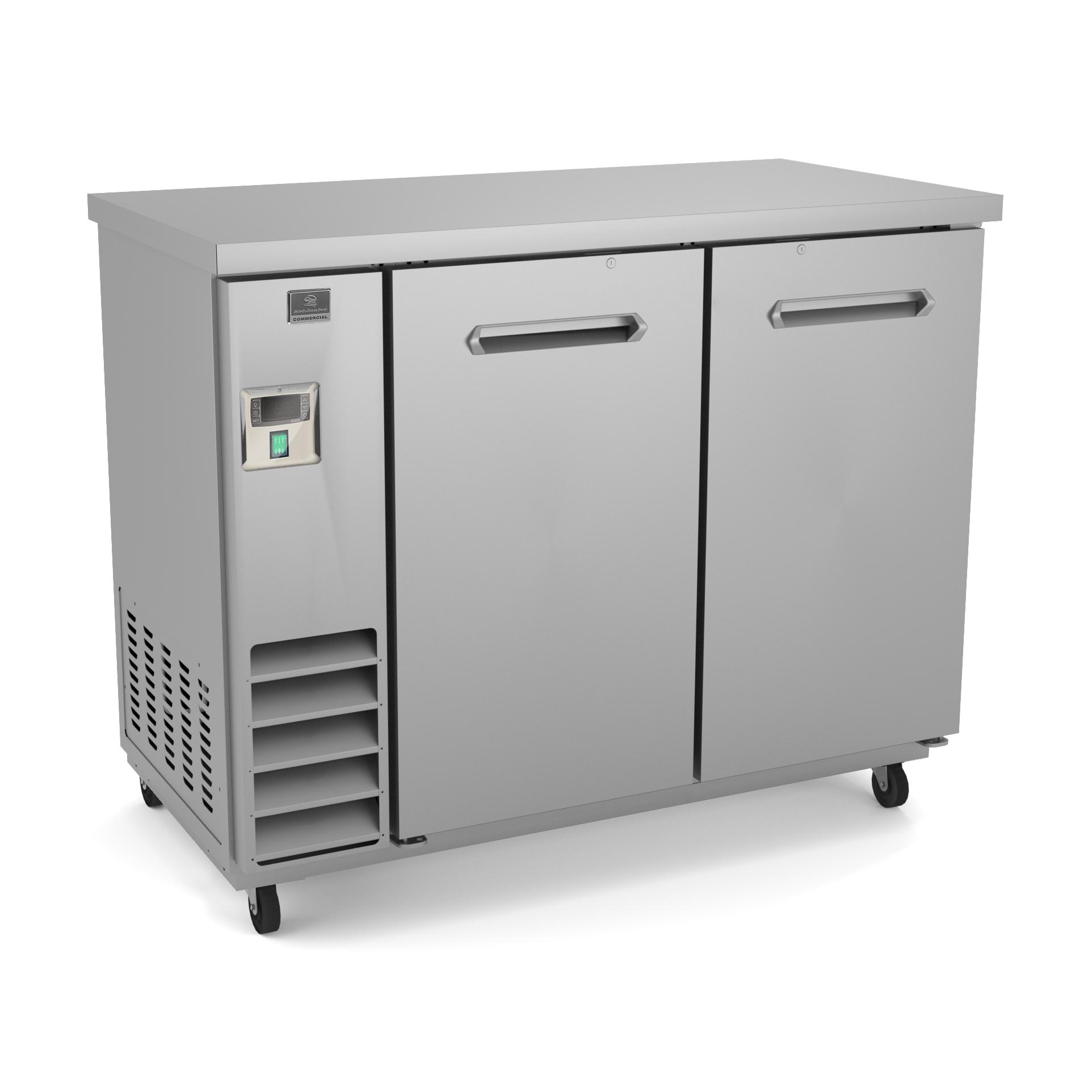 Kelvinator Commercial KCHBB48SS back bar cabinet, refrigerated