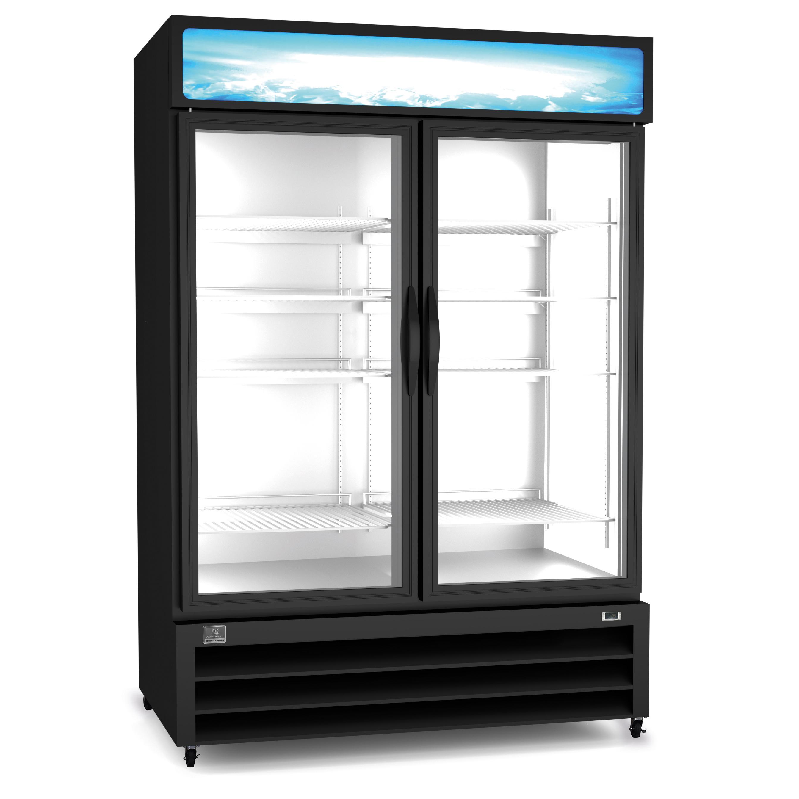 Kelvinator Commercial KCHGM48F freezer, merchandiser
