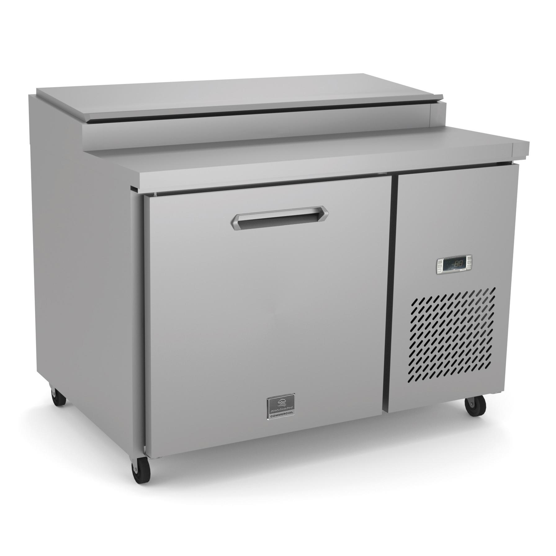 Kelvinator Commercial KCHPT50.6 refrigerated counter, pizza prep table