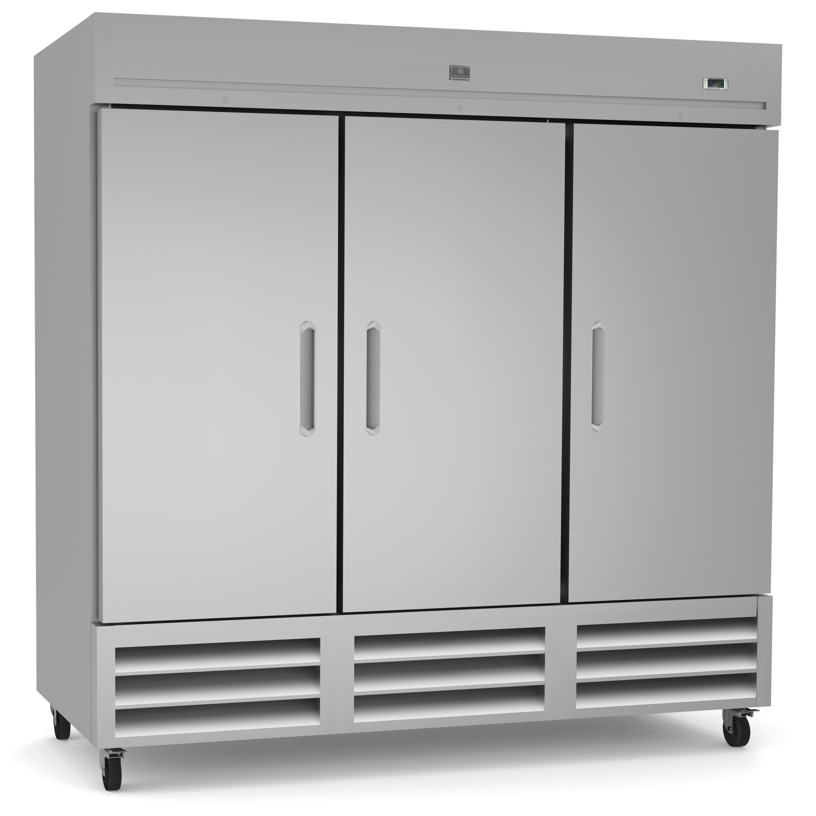 Kelvinator Commercial KCHRI81R3DRE refrigerator, reach-in