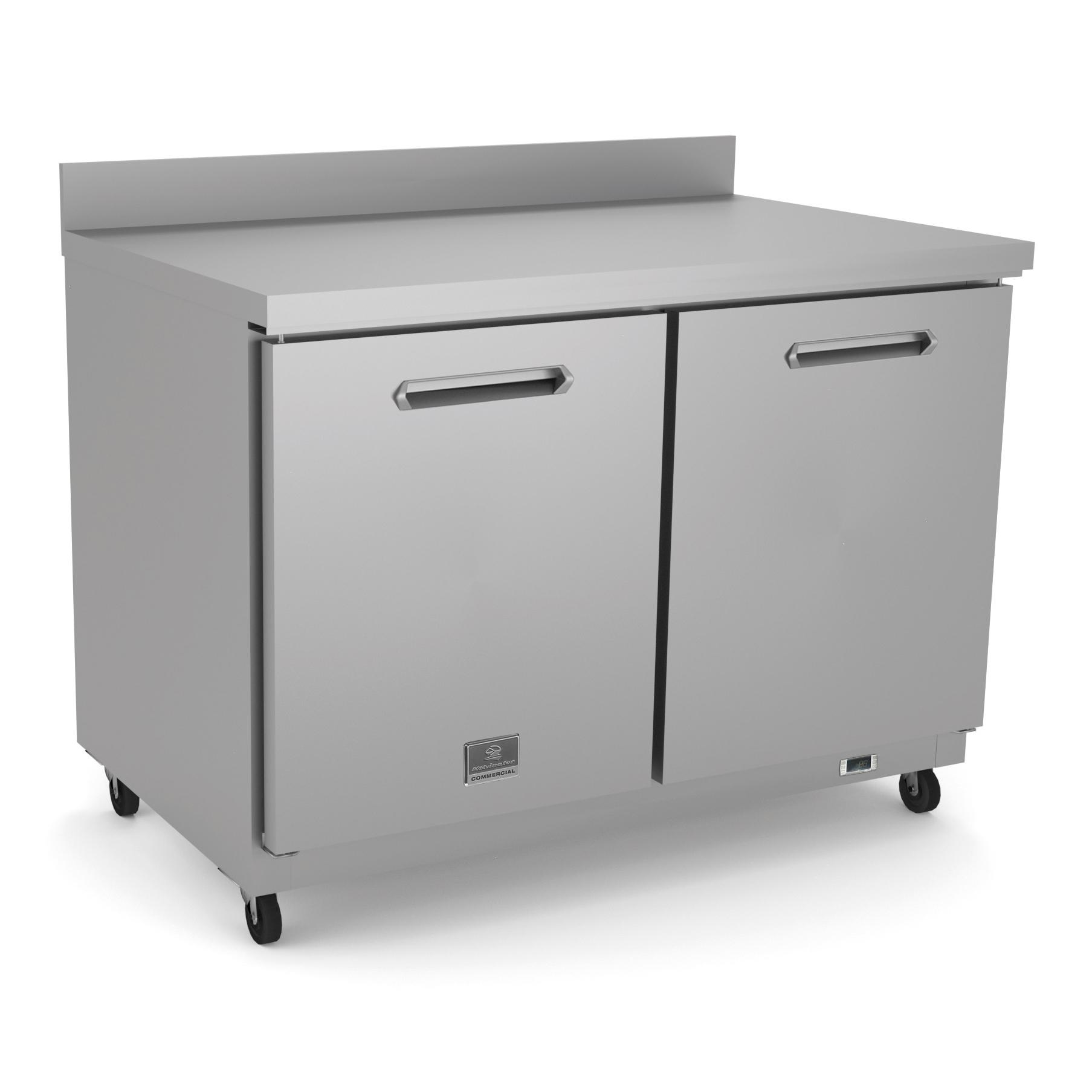 Kelvinator Commercial KCHUCWT48R refrigerator, undercounter, reach-in
