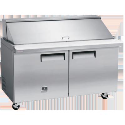 Kelvinator Commercial KCMT60.24-HC refrigerated counter, mega top sandwich / salad unit