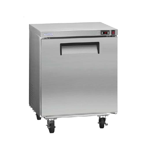 Kelvinator Commercial KCUC27F-HC freezer, undercounter, reach-in