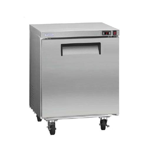 Kelvinator Commercial KCUC27R-HC refrigerator, undercounter, reach-in