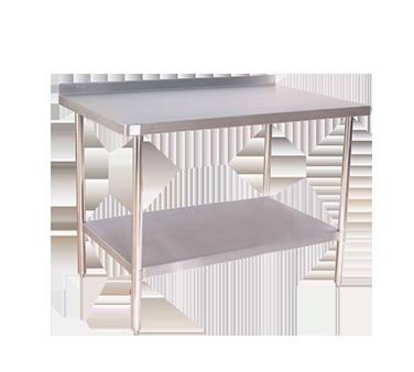Klinger's Trading 16G ABST 2472 work table,  63
