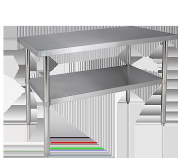 Klinger's Trading 16G AST 2460 work table,  54