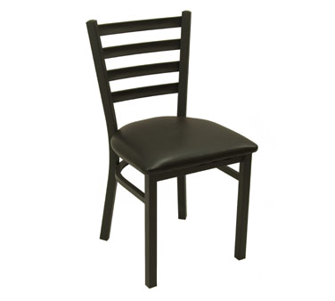 Klinger's Trading 700-B chair, side, indoor