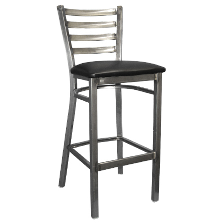 Klinger's Trading 760-BS-BLACK bar stool, indoor