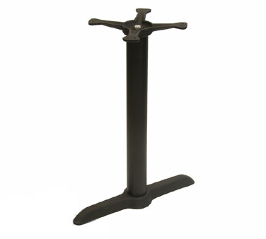Klinger's Trading B0522-ONLY table base, metal