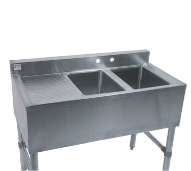 Klinger's Trading BAR2DL underbar sink units