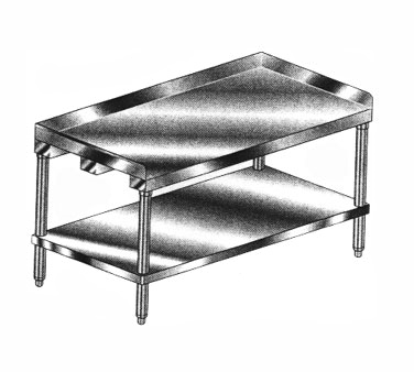 Klinger's Trading ES-3060.5 equipment stand, for countertop cooking