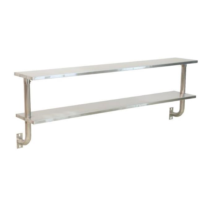 Klinger's Trading ES-CABINET-WS-61 overshelf, table-mounted