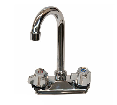 Klinger's Trading MF-100-G faucet, wall / splash mount