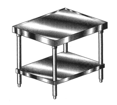 Klinger's Trading MX-2424 equipment stand, for mixer / slicer