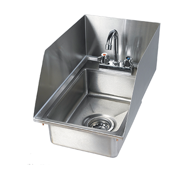 SPDHS-1000 Klinger's Trading sink, drop-in
