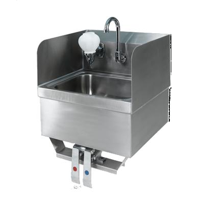 Klinger's Trading SPKVHS-1000 sink, hand