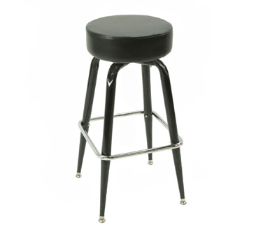Klinger's Trading SR-1 bar stool, swivel, indoor