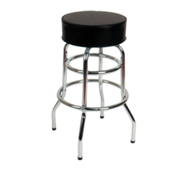 Klinger's Trading SR-2 bar stool, swivel, indoor