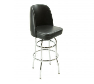 Klinger's Trading SR-5 bar stool, swivel, indoor