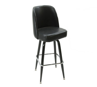 Klinger's Trading SR-6 bar stool, swivel, indoor