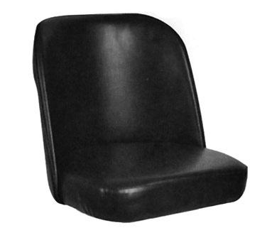 Klinger's Trading SR-6B bar stool seat