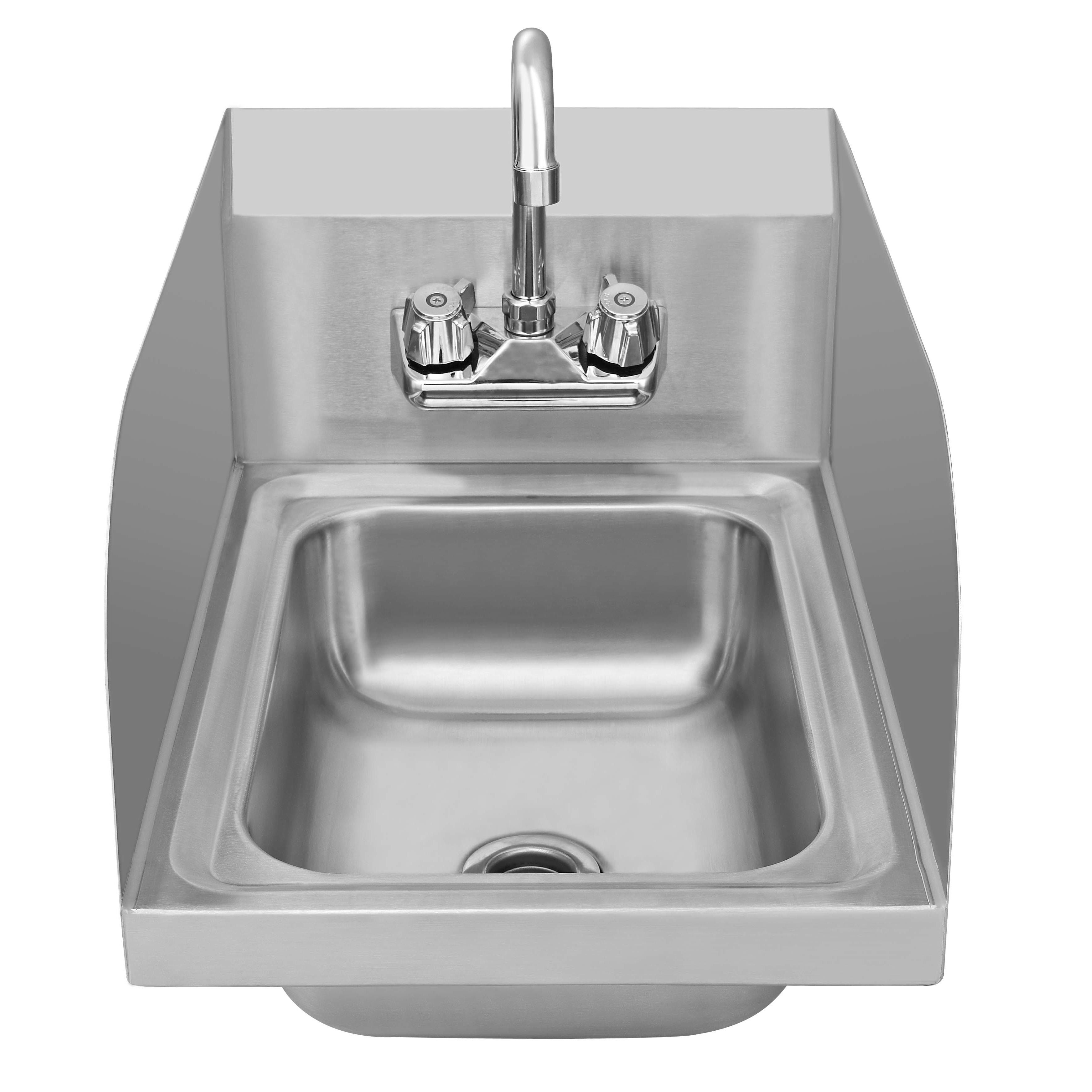 Klinger's Trading SSPHS-1000 13X19 sink, hand