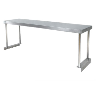 Klinger's Trading STO5H-16 overshelf, table-mounted