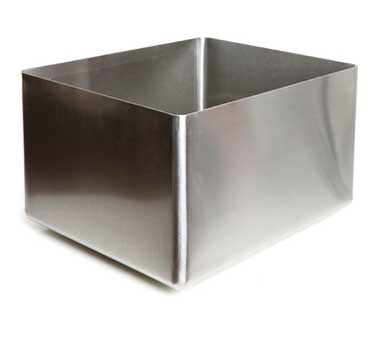 Klinger's Trading UMS-14X16 sink bowl, weld-in / undermount
