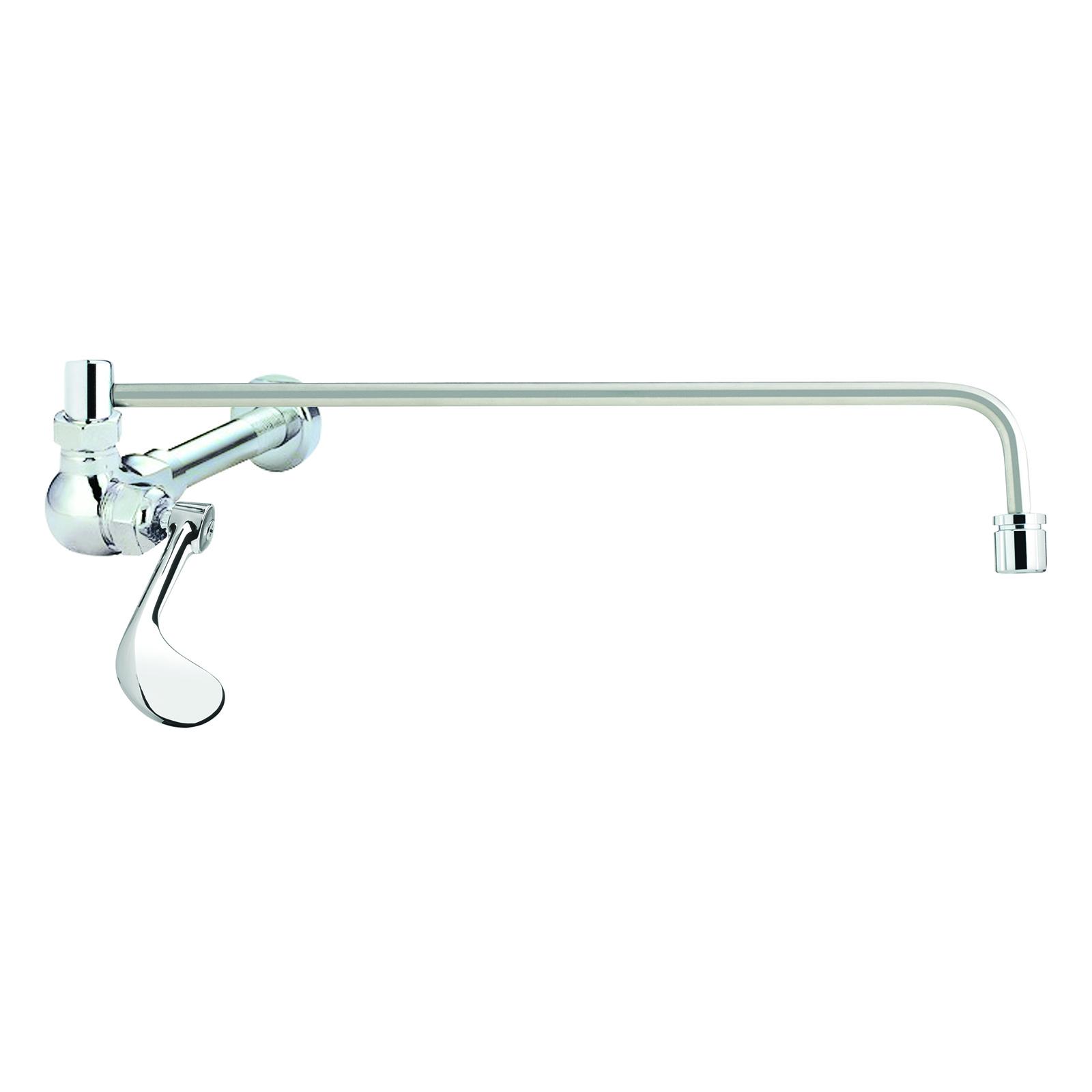 Krowne Metal 12-171L faucet, wok / range filler