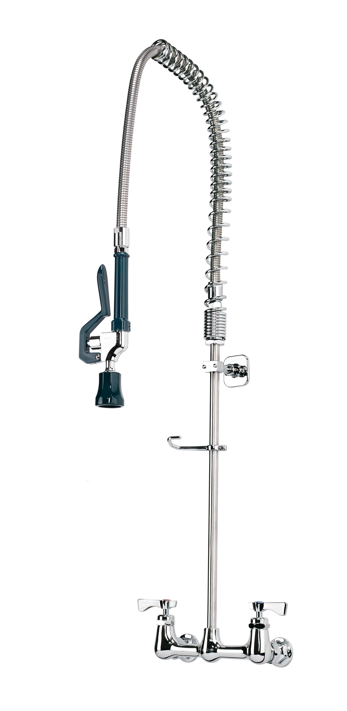 Krowne Metal 17-108WL pre-rinse faucet assembly