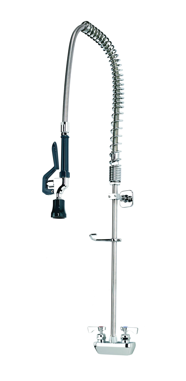 Krowne Metal 17-124WL pre-rinse faucet assembly
