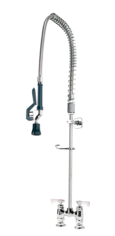Krowne Metal 17-204WL pre-rinse faucet assembly