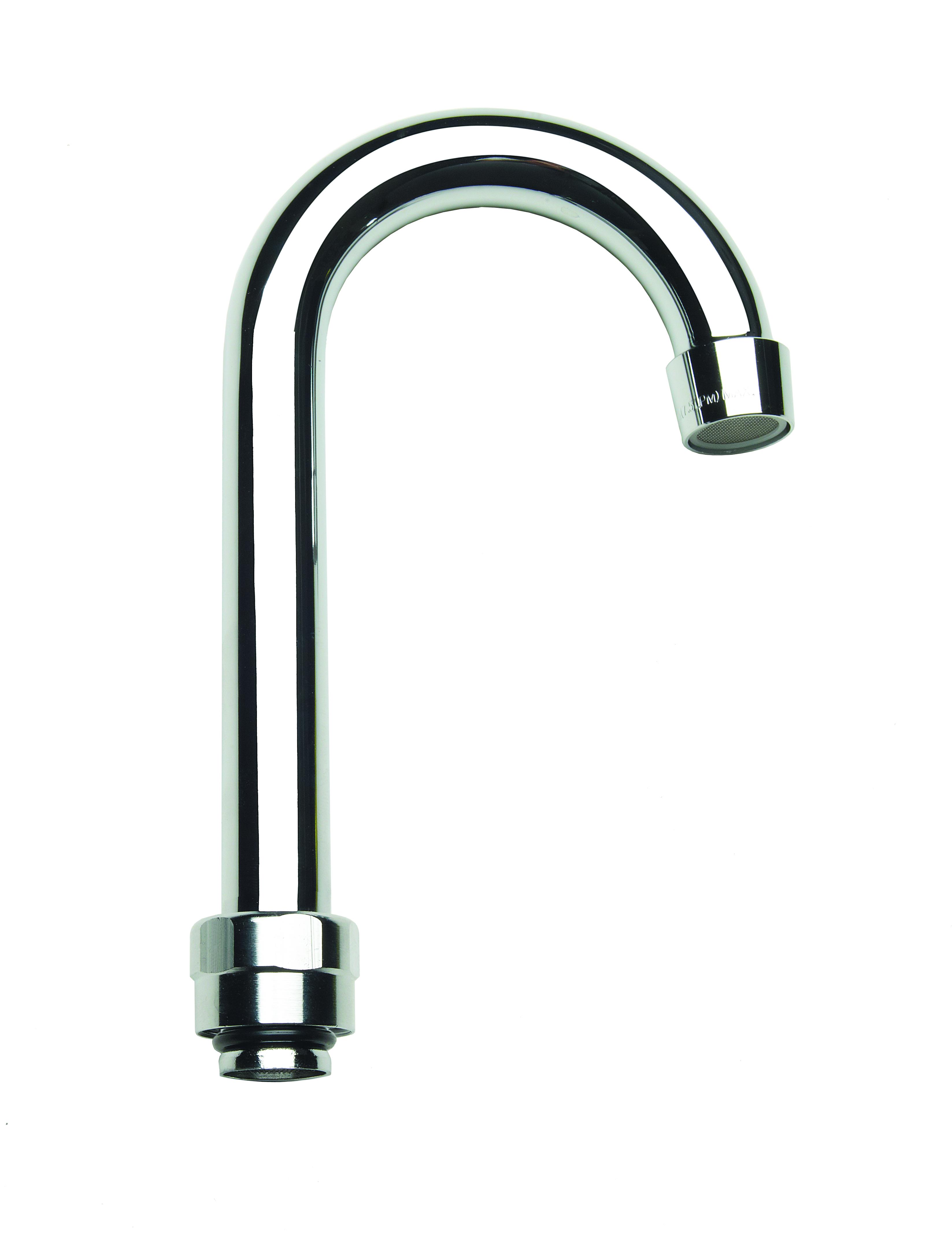 Krowne Metal 19-227L faucet, spout / nozzle