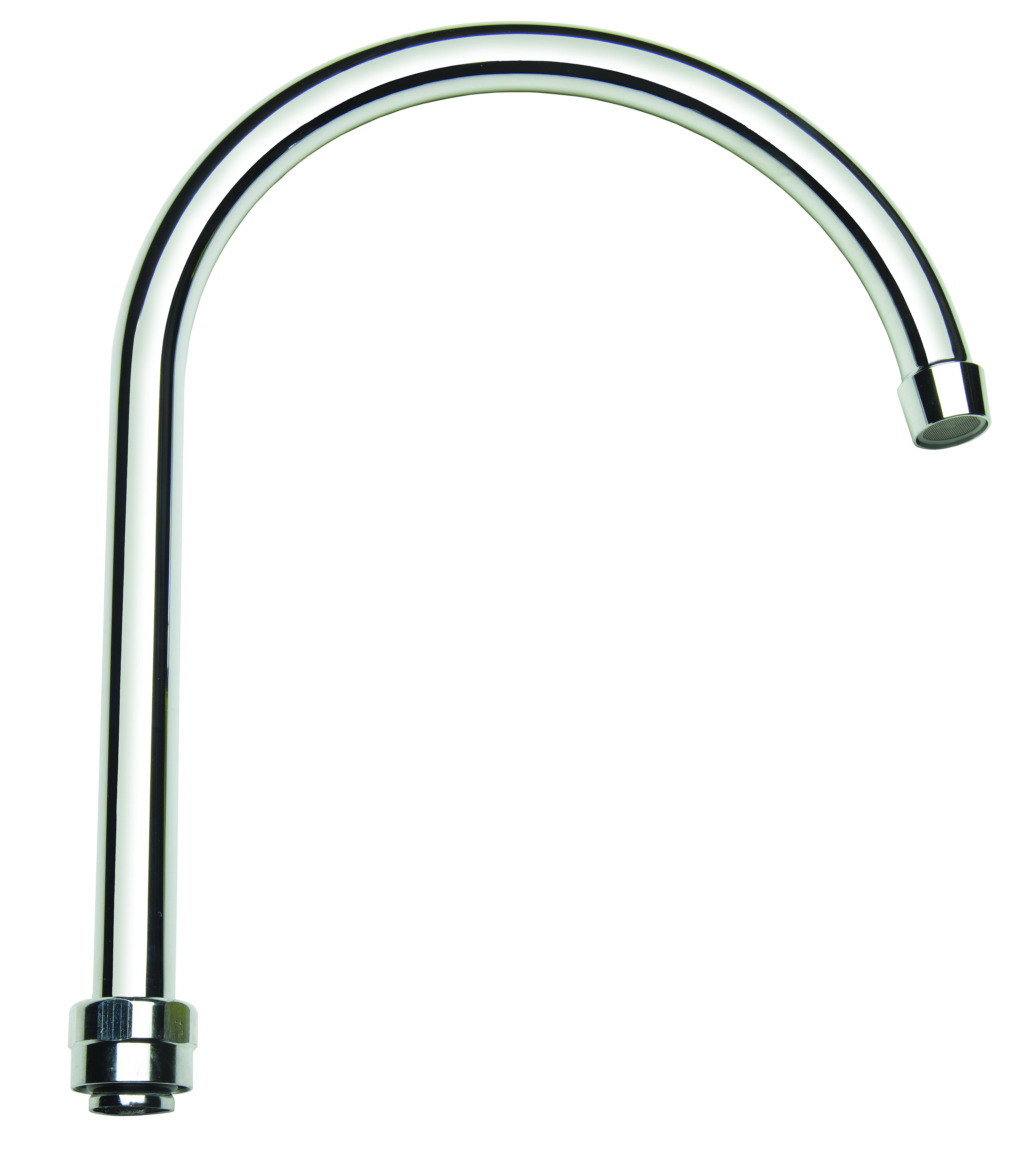 Krowne Metal 19-229L faucet, spout / nozzle