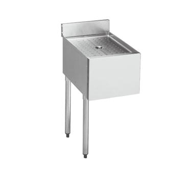 Krowne Metal 21-12DDL underbar drain workboard unit