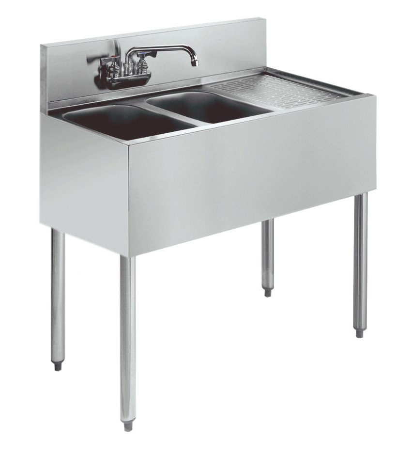 Krowne Metal 21-32L underbar sink units
