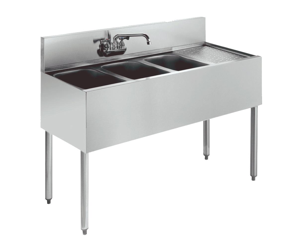 Krowne Metal 21-43L underbar sink units