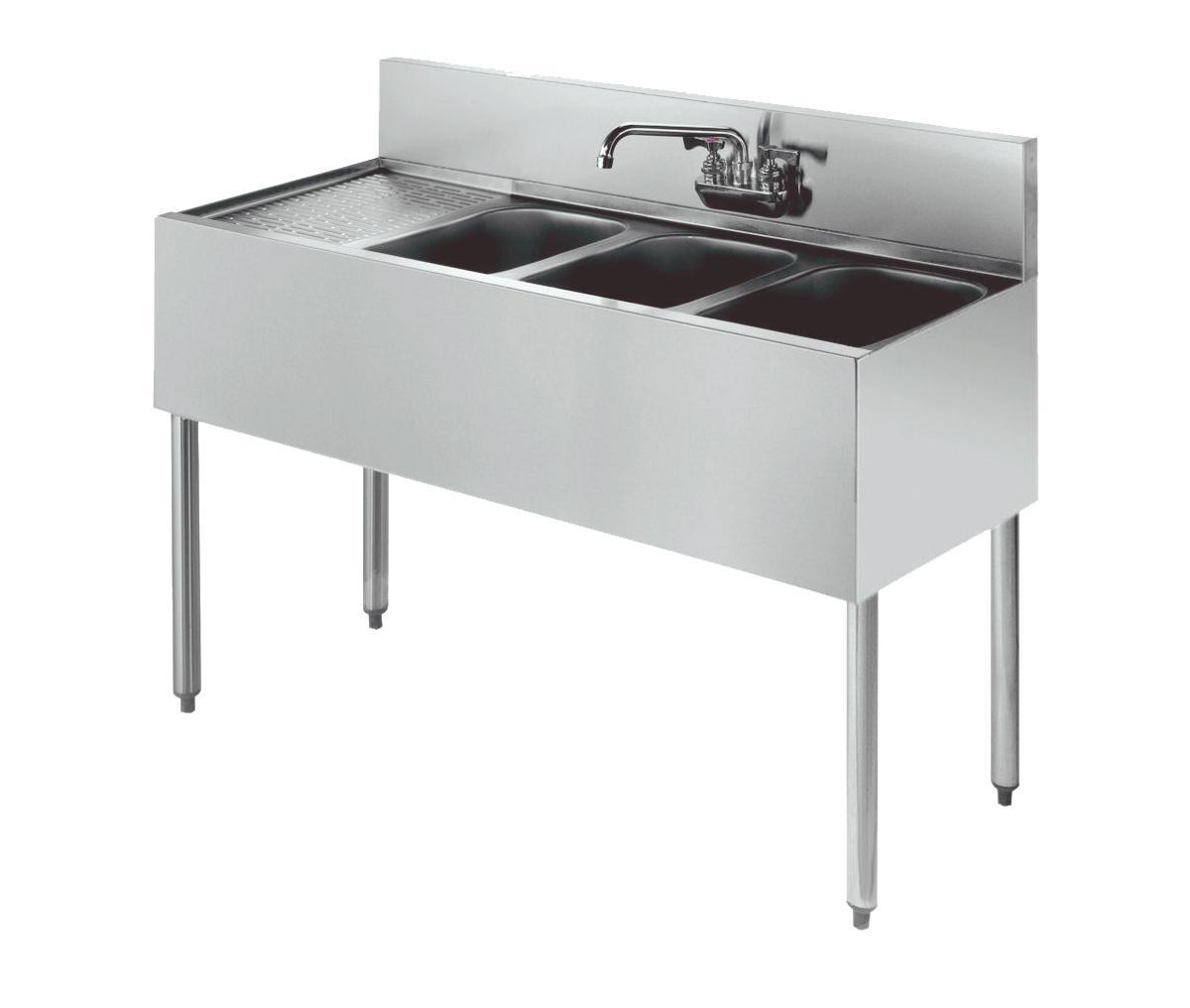 Krowne Metal 21-43R underbar sink units