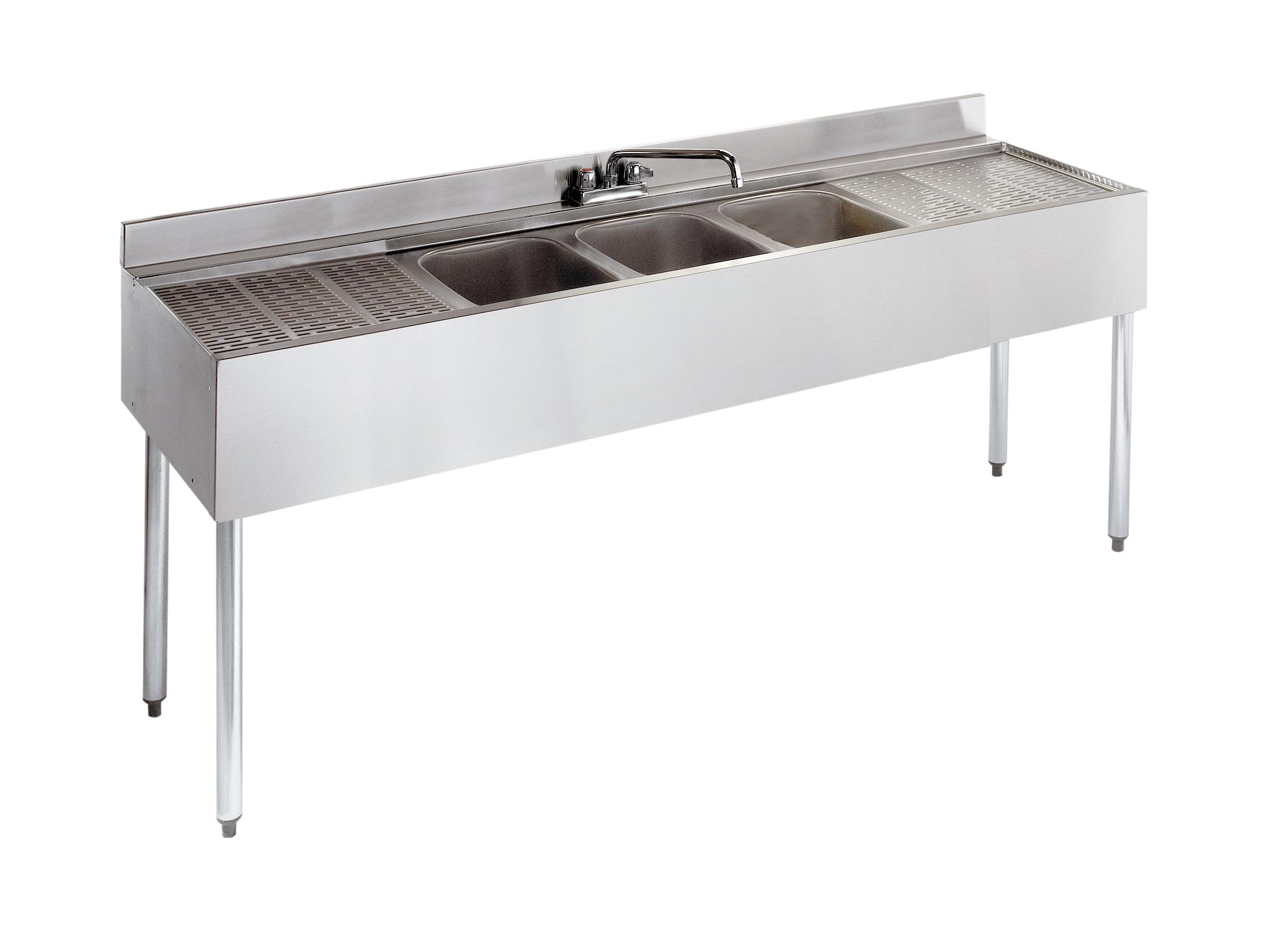 Krowne Metal 21-63C underbar sink units