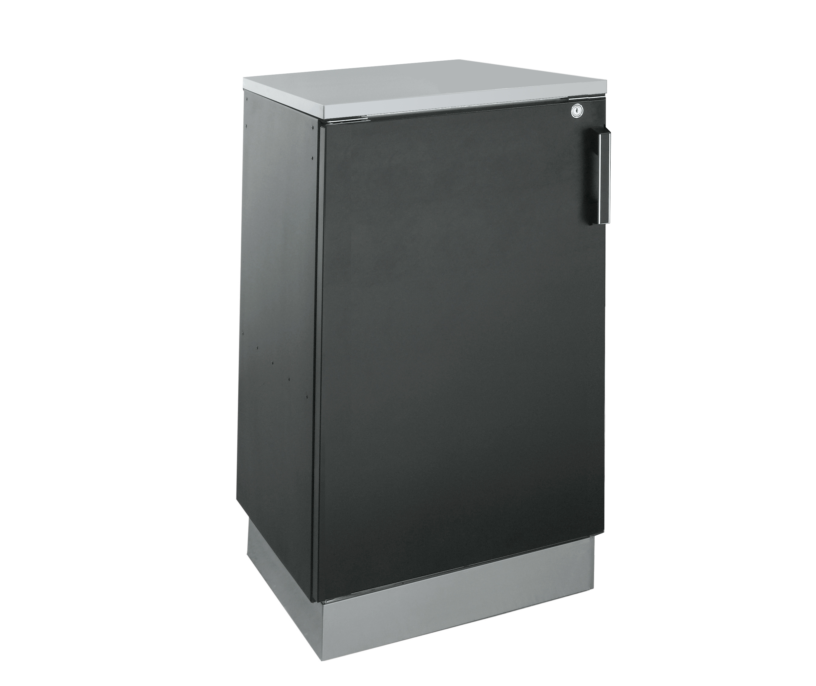 Krowne Metal BD24 back bar cabinet, non-refrigerated