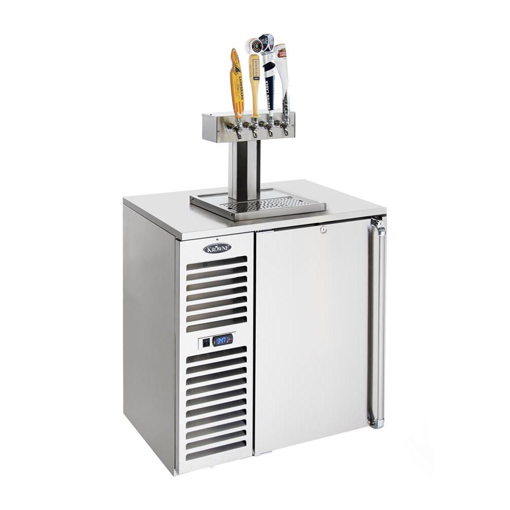 Krowne Metal DB36 draft beer cooler