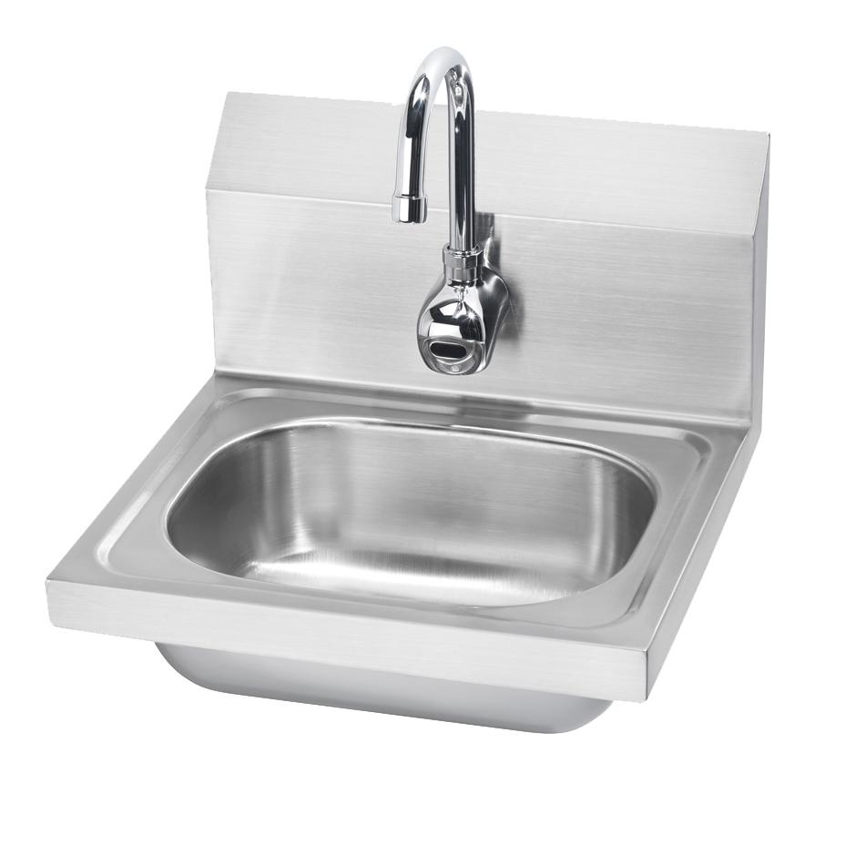Krowne Metal HS-11 sink, hand
