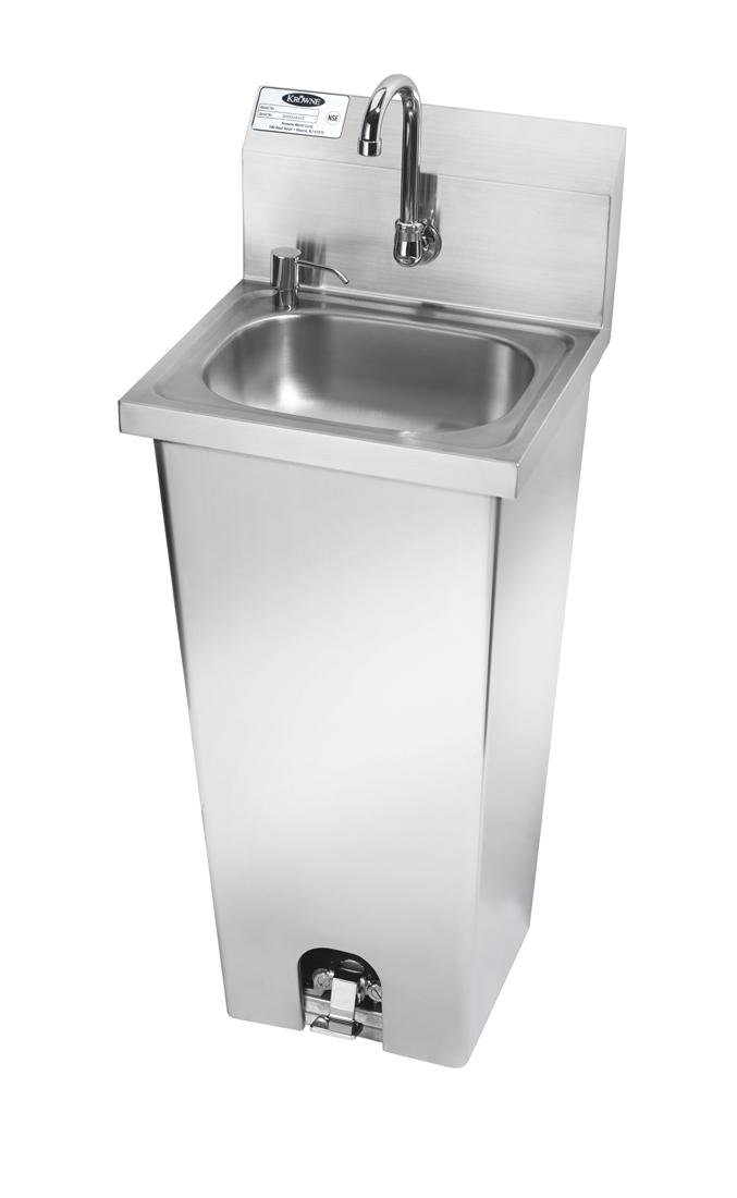 Krowne Metal HS-14 hand sinks