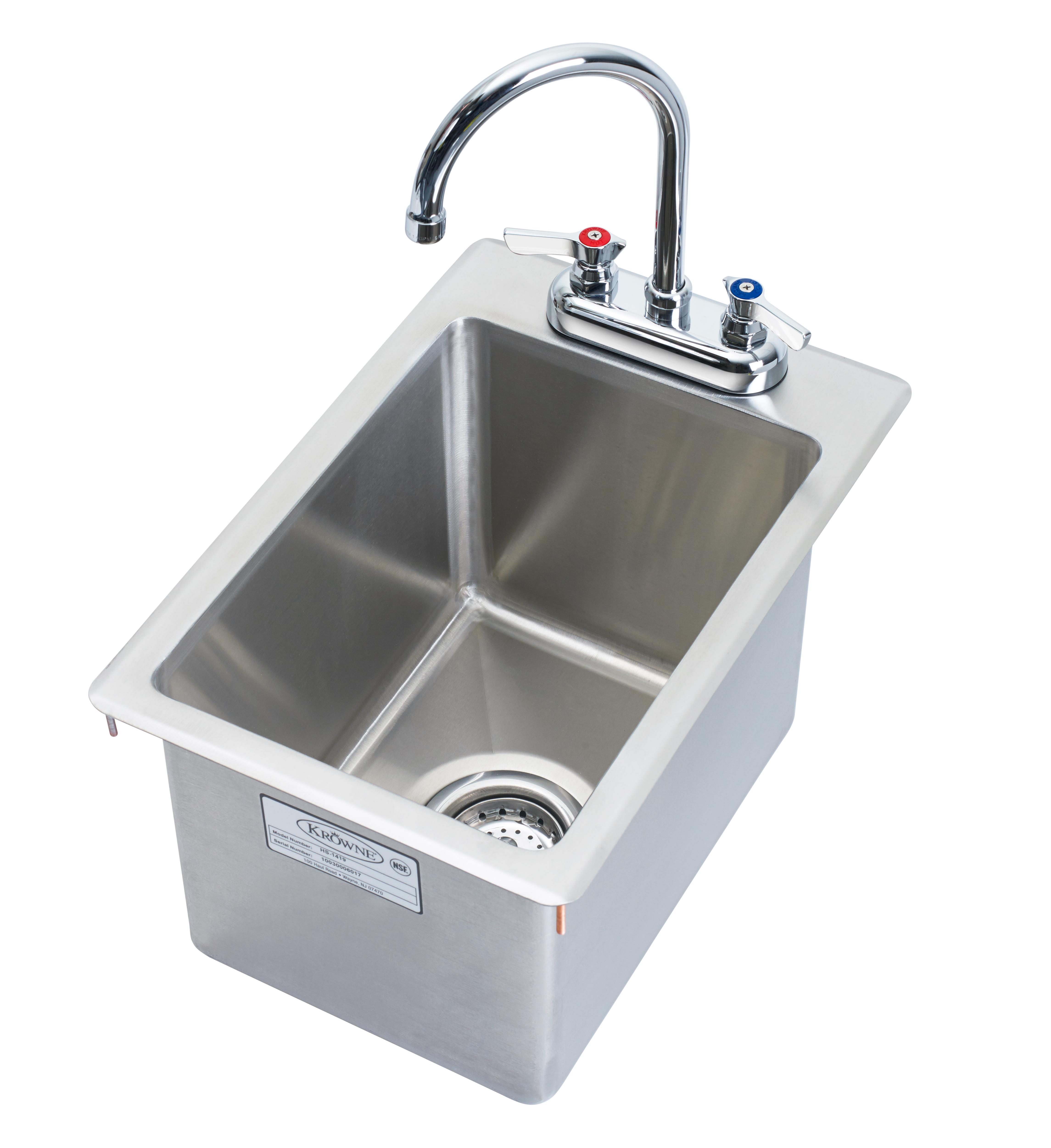 Krowne Metal HS-1419 hand sinks