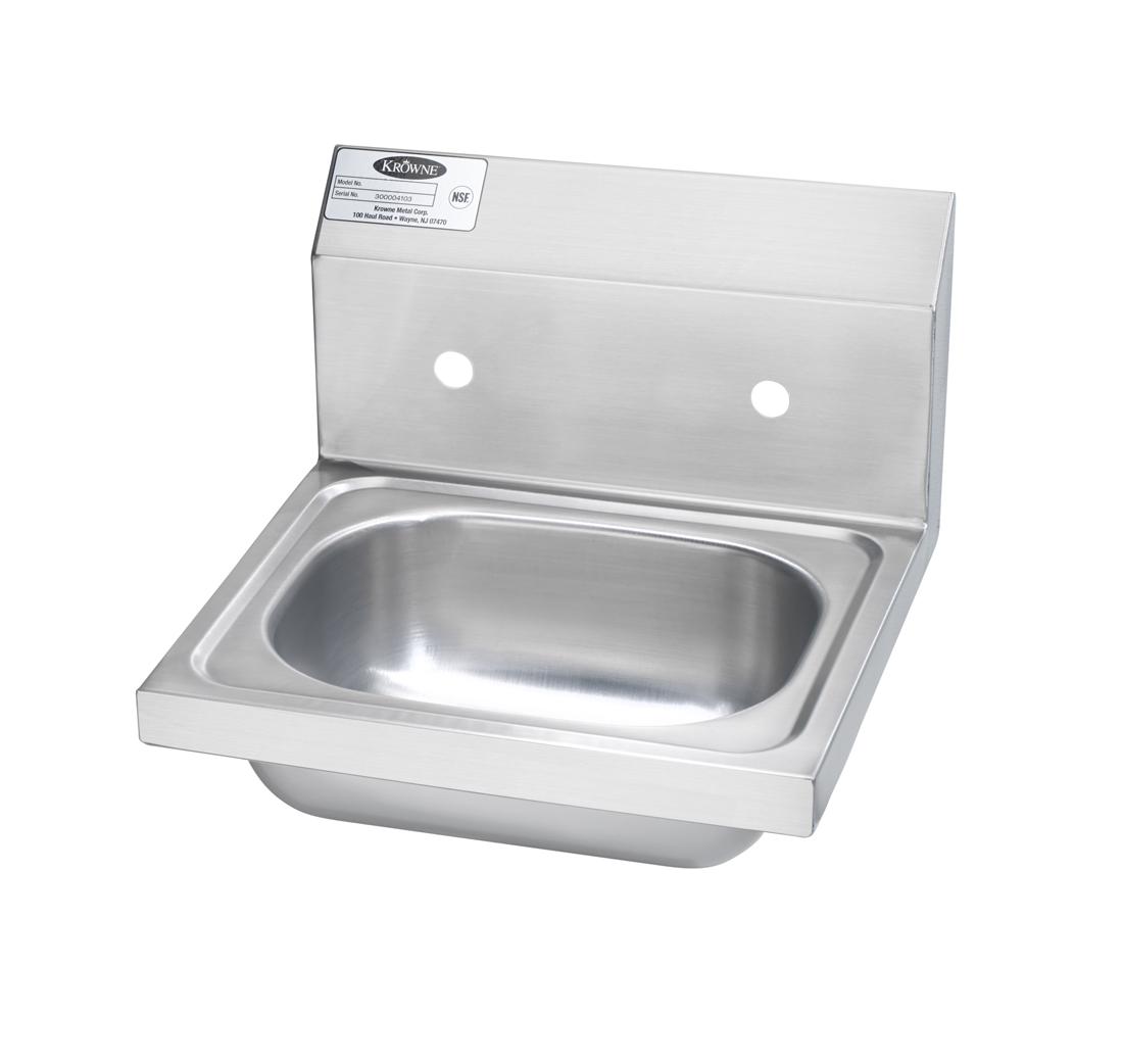 Krowne Metal HS-20-LF hand sinks