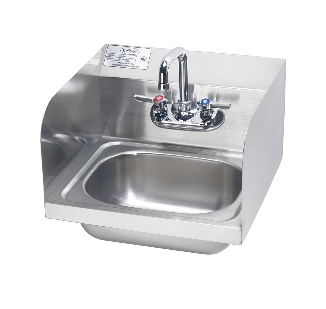 Krowne Metal HS-26L hand sinks