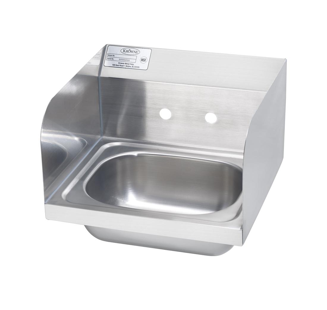 Krowne Metal HS-26-LF hand sinks